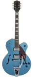 Gretsch G2420T Streamliner Hollow Body with Bigsby, Broad'Tron Pickups - Riviera Blue