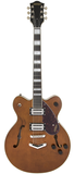 Gretsch G2622 Streamliner Center Block with V-Stoptail, Broad'Tron Pickups, Single Barrel Stain