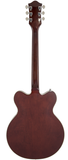 Gretsch G2622 Streamliner Center Block with V-Stoptail, Broad'Tron Pickups - Walnut Stain