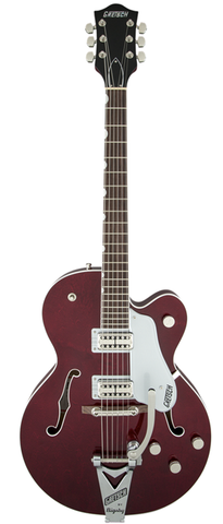 Gretsch G6119T Players Edition Tennessee Rose with Bigsby, Deep Cherry Stain
