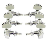 Grover 102C Rotomatic Tuners - Chrome