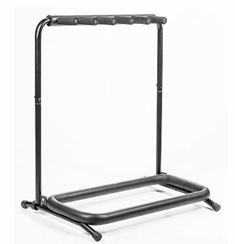 Yorkville Sound Five Guitar Side Loading Folding Touring Stand