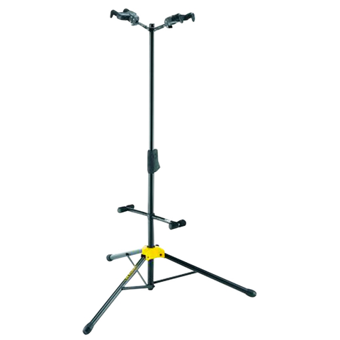 (2) Hercules GS422B+ Duoble Stand Guitar Stand