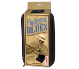 Hohner Piedmont Blues 7-Harmonica Pack with Case