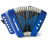 Hohner Kids Toy Accordion, Blue