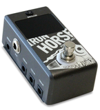 Outlaw Effects Iron Horse Effects Pedal Power Supply + Tuner