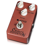 JOYO 10 Series JF-03 Crunch Distortion Guitar Effects Pedals