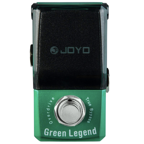 JOYO Ironman Series JF-319 Green Legend Overdrive Mini Guitar Effects Pedals