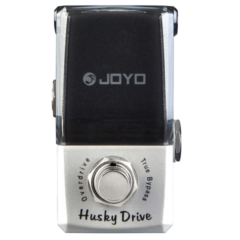 JOYO Ironman Series JF-314 Husky Drive Distortion Mini Guitar Effects Pedals