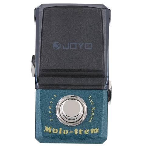 JOYO Ironman Series JF-325 Molo-Trem Tremolo Guitar Effects Pedals