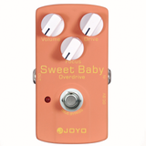 JOYO 30 Series JF-36 Sweet Baby Overdrive Guitar Effects Pedal