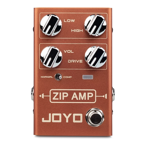 JOYO R Series R-04 Zip Amp Compressed Overdrive Guitar Effects Pedal