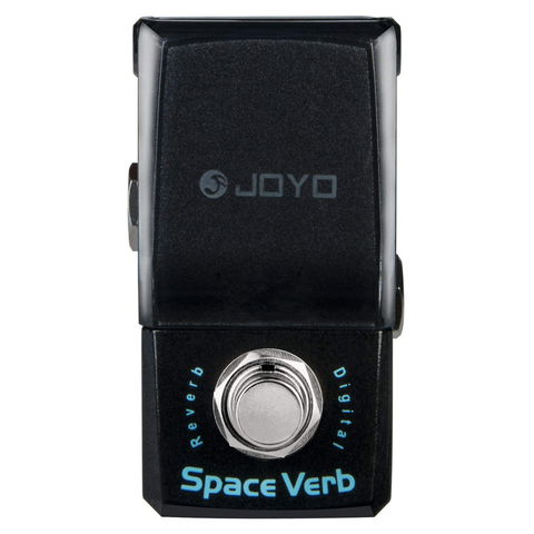 JOYO Ironman Series JF-317 Space Verb Reverb Mini Guitar Effects Pedals