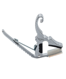 Kyser KG-3S Quick-Change Short-Cut Partial Capo, Silver