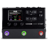 Line 6 HX Stomp Effects Compact Professional Guitar Processor