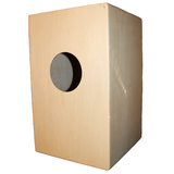 Mano Percussion MPCAJ100ES Ebony Cajon with Bag