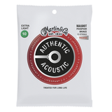Martin MA500T Lifespan 2.0 12-String Phosphor Bronze Authentic Acoustic Guitar Strings, Extra-Light