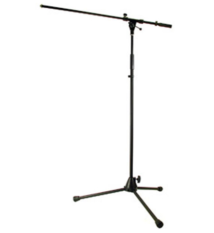 Microphone - Profile MCS500 Microphone Stand with Boom, Black