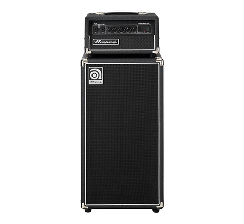 Ampeg MICRO-CL Mini Bass Stack, 100W