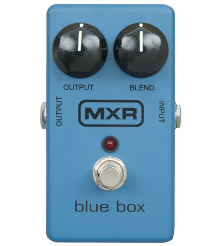 MXR M-103 Blue Box Guitar Effects Pedal
