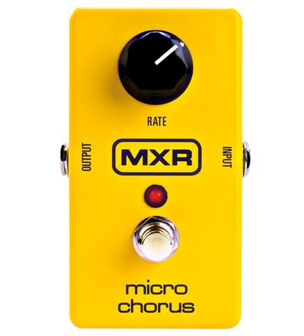 MXR M-148 Micro Chorus Guitar Effects Pedal