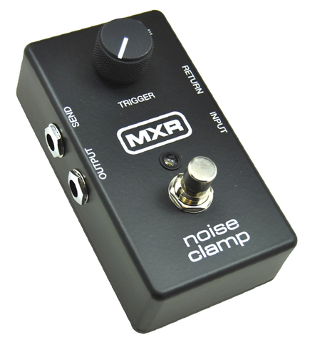 mxr m195 noise clamp noise reduction guitar effects pedal reid music limited. Black Bedroom Furniture Sets. Home Design Ideas