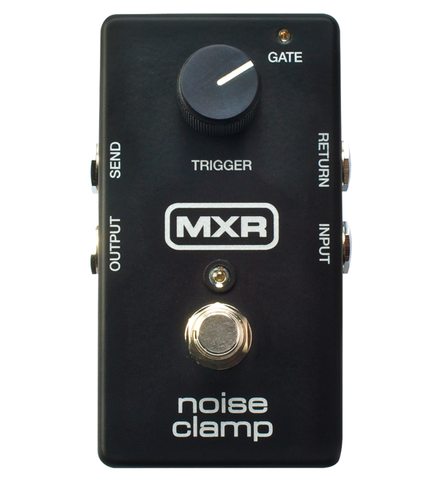 MXR M-195 Noise Clamp Noise Reduction Guitar Effects Pedal
