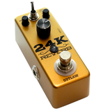 Outlaw Effects 24K Reverb Guitar Effects Pedal