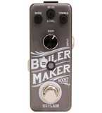 Outlaw Effects Boilermaker Clean Boost Guitar Effects Pedal