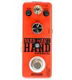 Outlaw Effects Dead Man's Hand Overdrive Guitar Effects Pedal