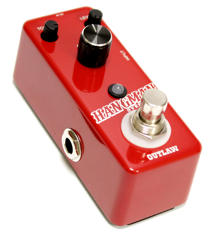 Outlaw Effects Hangman Overdrive Guitar Effects Pedal
