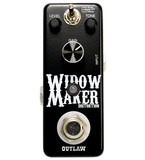 Outlaw Effects Widow Maker Metal Distortion Guitar Effects Pedal