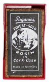 Rosin - Paganini's Finest Solo Rosin In Cork Case