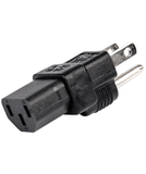 D'Addario / Planet Waves PW-IECBA-01 IEC To NEMA Plug Adapter
