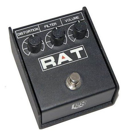 ProCo RAT 2 Distortion Guitar Effects Pedal