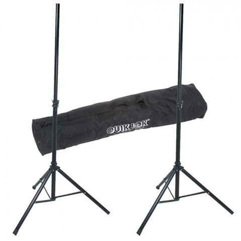 Speaker - Quik Lok S171 Pack - Dual Tripod Speaker Stands with Carrying Bag