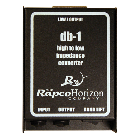 Rapco/Horizon DB-1 Passive Direct Input Box