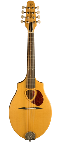 Seagull S8 Acoustic Mandolin, Natural