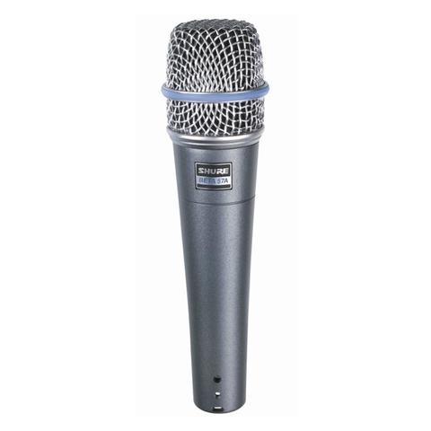 Shure Beta 57A Dynamic Instrument / Vocal Microphone
