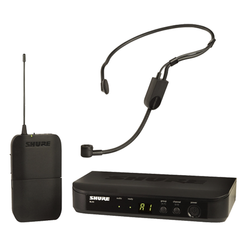 (Microphone) - Shure BLX14/PG31 Headworn Wireless Microphone System