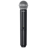 (Microphone) - Shure BLX24/SM58 Handheld Wireless Microphone System
