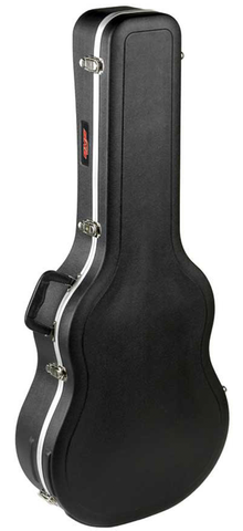 Acoustic - SKB Economy Dreadnought Case, Metal Latch