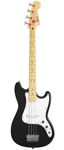 Squier Affinity Series Bronco Bass, Black