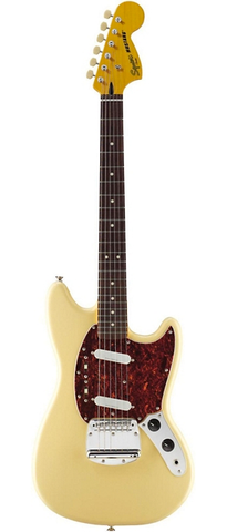 Squier Vintage Modified Mustang, Vintage White