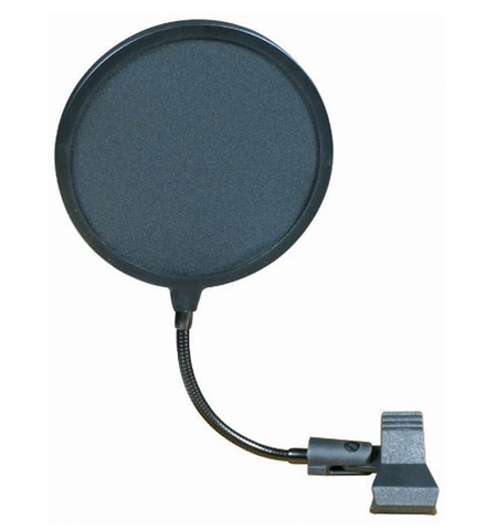 "Microphone - Stageline MPF6 6"" Pop Filter"