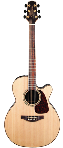 Takamine G Series GN93CE Acoustic-Electric Guitar, Natural