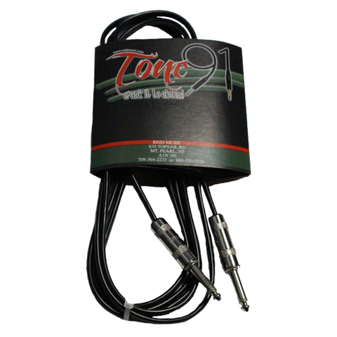 Tone91 (Z14-6) 'Zip' Speaker Cable, 6 Foot