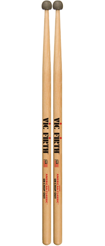 "Vic Firth 5BCO ""Chop Out"" Practice Sticks with Rubber Tip"