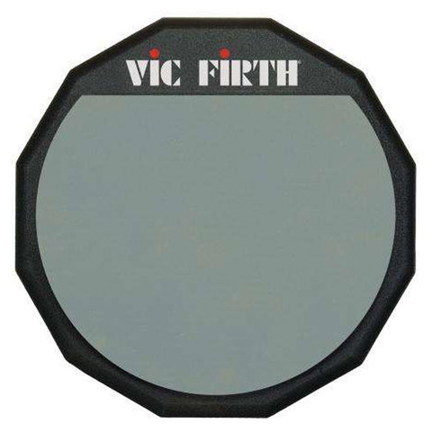 "Vic Firth PAD6 Single Sided 6"" Practice Pad"