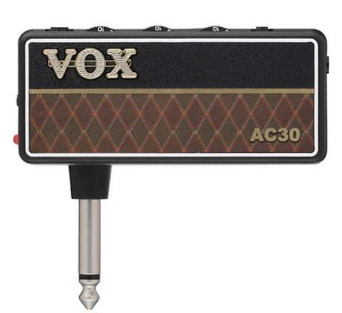 VOX AmPlug 2 AC30 Guitar Headphone Amplifier